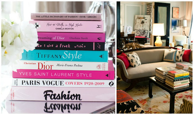 Coffee Table Books Fashion COFFEE TABLE