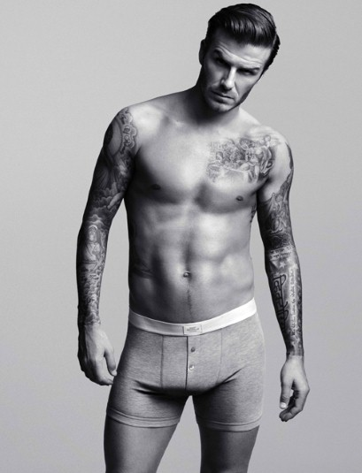 david beckham h and m behind the scenes video