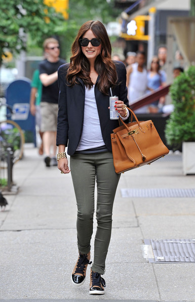 Olivia palermo amazing style the fashion hive for Hermes palermo