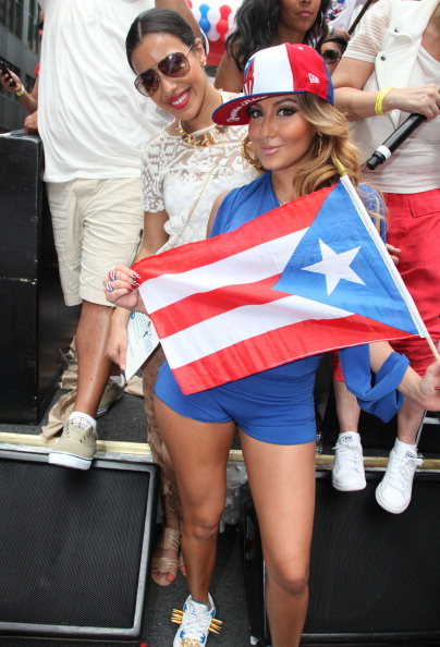 Puerto Rican Parade Nyc 2012 The Fashion Hive