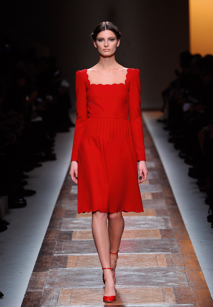 valentino winter VALENTINO FALL WINTER 2012/13