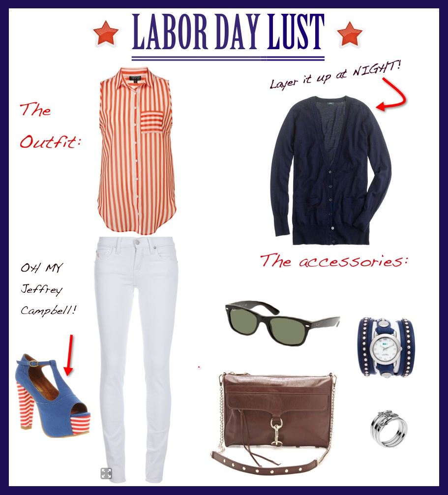Labor Day Lust
