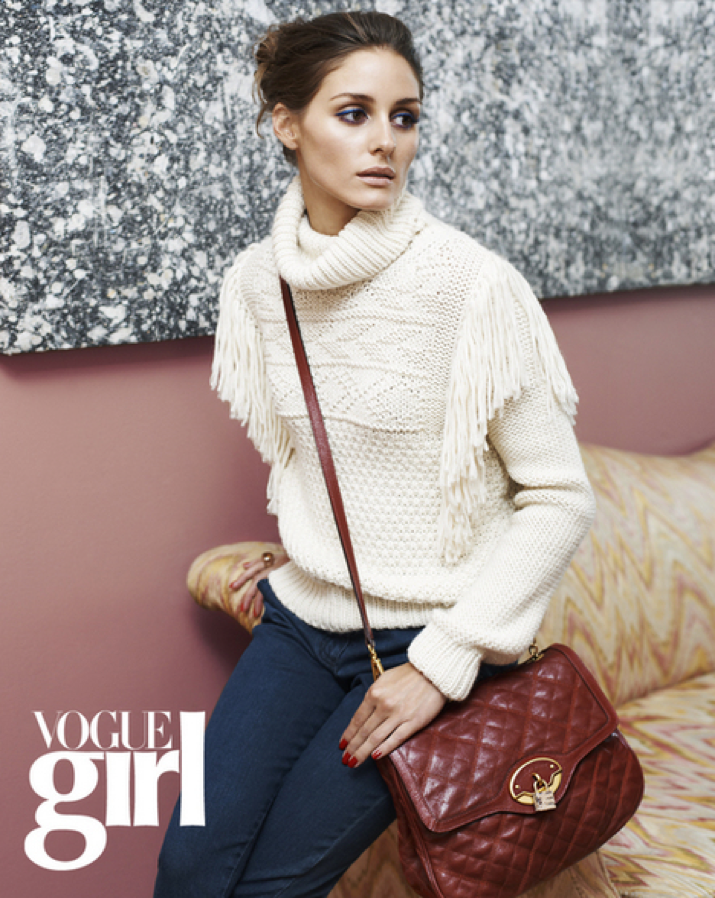 OLIVIA PALERMO BAG BY JILL STUART