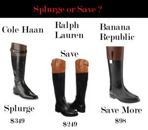 splurge-or-save