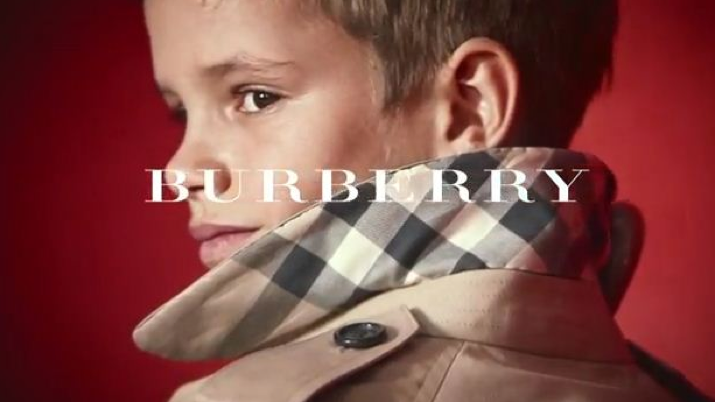 romeo-beckham-for-burberry