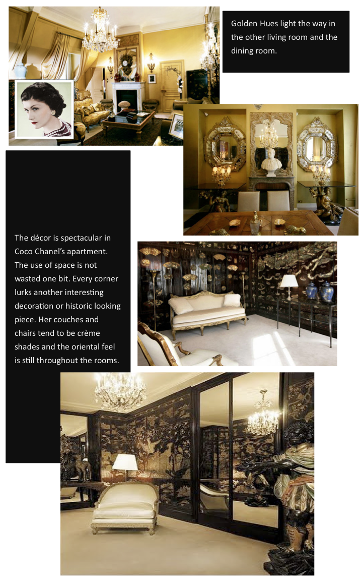 coco-chanel-inside-her home