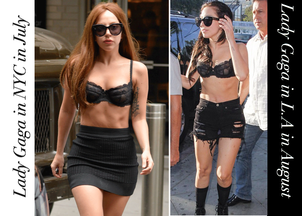lady-gaga-wearing-a bra