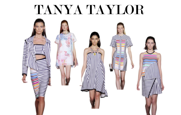New Designer On Our Radar Tanya Taylor The Fashion Hive